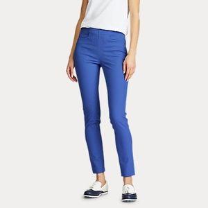 NWT Ralph Lauren RLX 8 Golf Stretch Pants Blue